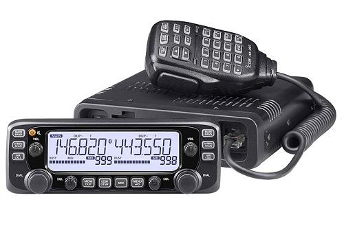 Bộ đàm 2 băng tần VHF/UHF Icom IC-2730A