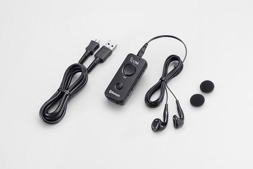 Tai nghe Bluetooth bộ đàm  Icom VS-3